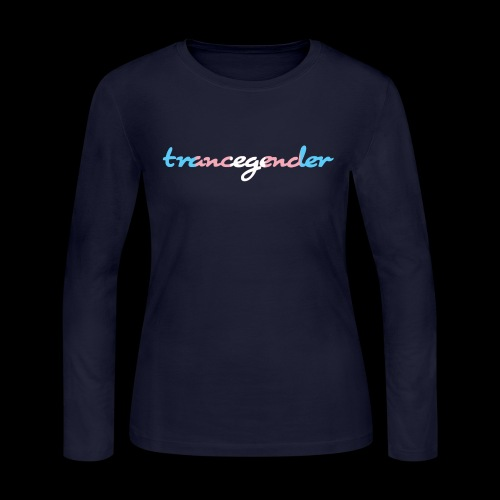 trancegender - Women's Long Sleeve Jersey T-Shirt