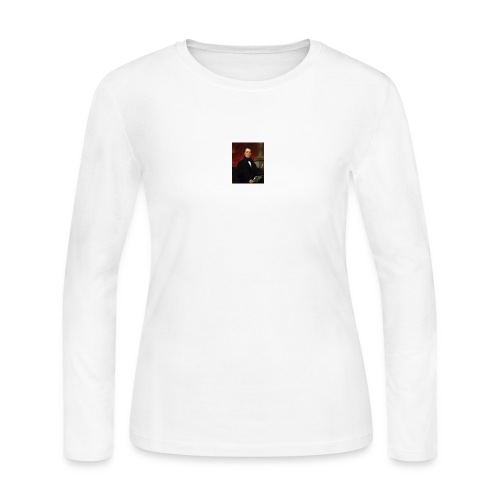 WIlliam Rufus King - Women's Long Sleeve Jersey T-Shirt