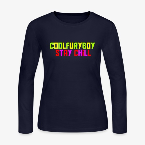 CoolFuryBoy - Women's Long Sleeve Jersey T-Shirt