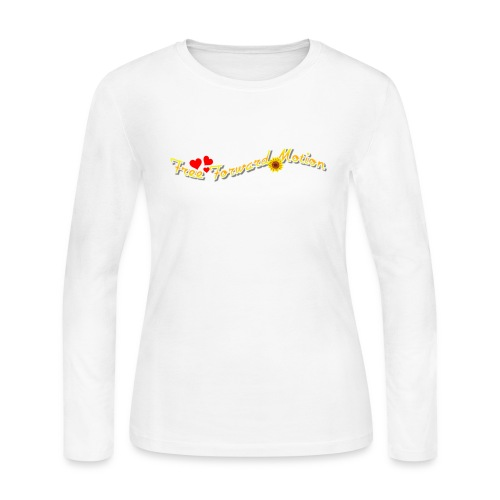 Free Forward Motion - Women's Long Sleeve Jersey T-Shirt