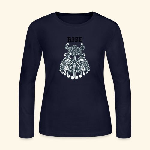 RISE CELTIC WARRIOR - Women's Long Sleeve Jersey T-Shirt
