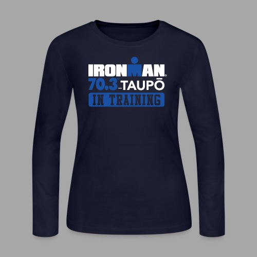 70.3 Taupo alt - Women's Long Sleeve Jersey T-Shirt