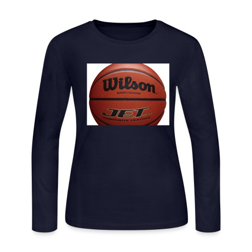 D7D3DA8A 99F8 4686 910E DF6179D3929F - Women's Long Sleeve Jersey T-Shirt