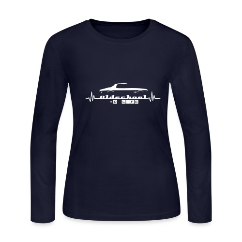 hq life - Women's Long Sleeve Jersey T-Shirt