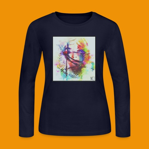 Trapped - Women's Long Sleeve Jersey T-Shirt