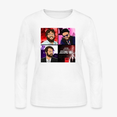 Second Take Cover - Women's Long Sleeve Jersey T-Shirt