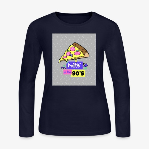Made In The 90's - Women's Long Sleeve Jersey T-Shirt