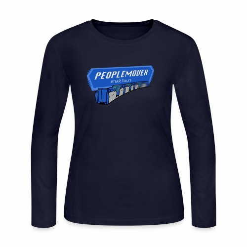 Peoplemover TMR - Women's Long Sleeve Jersey T-Shirt