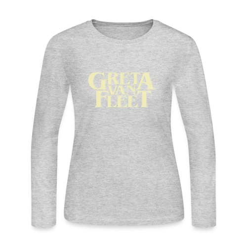 band tour - Women's Long Sleeve Jersey T-Shirt