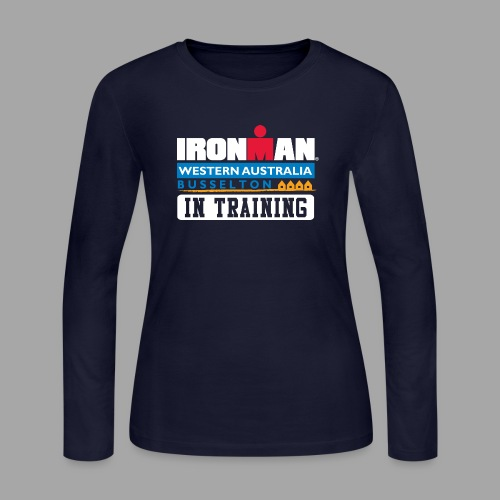 im western australia it alt - Women's Long Sleeve Jersey T-Shirt