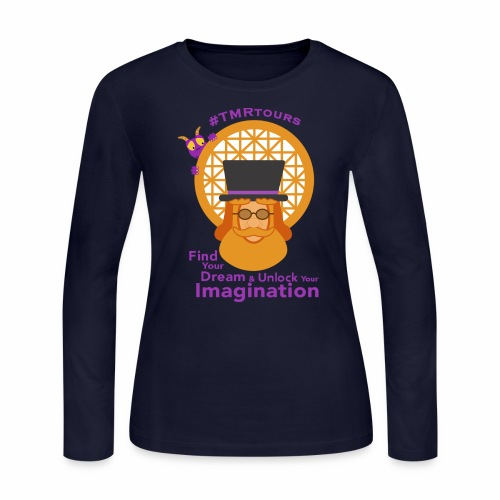 Finder of Dreams - TMR - Women's Long Sleeve Jersey T-Shirt