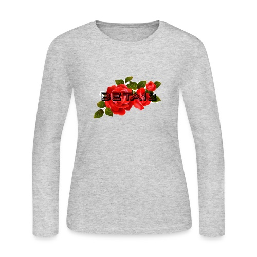 Beta12 - Women's Long Sleeve Jersey T-Shirt
