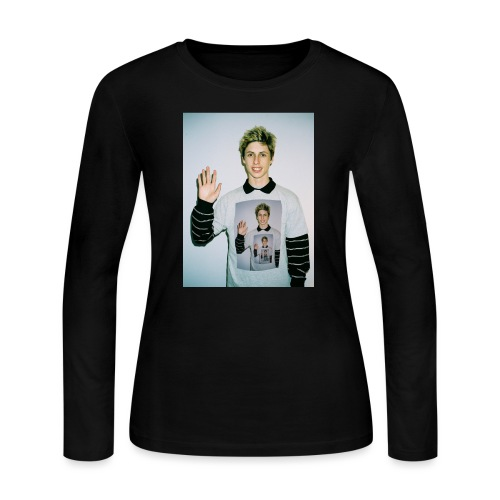 lucas vercetti - Women's Long Sleeve Jersey T-Shirt