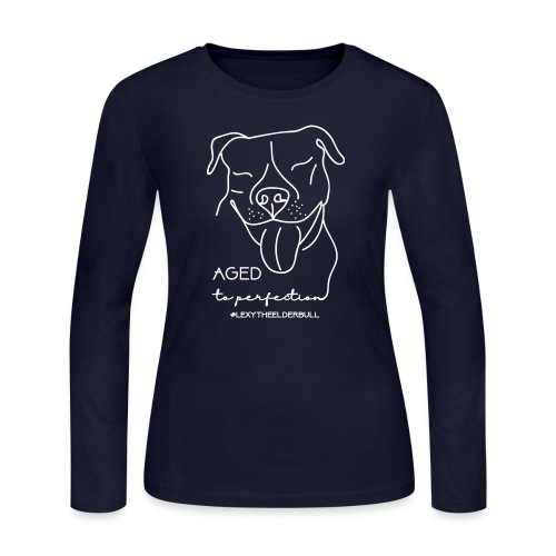 Lexy Aged to Perfection - Women's Long Sleeve Jersey T-Shirt