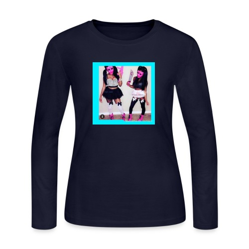She my main one - Women's Long Sleeve Jersey T-Shirt