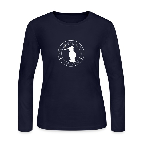 Albino Crow Logo - Women's Long Sleeve Jersey T-Shirt