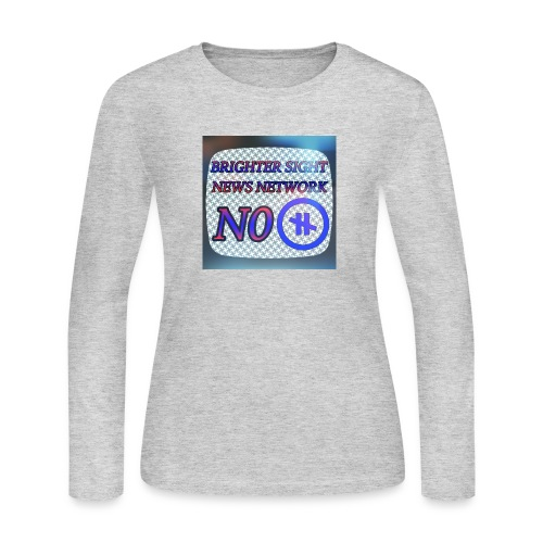 NO PAUSE - Women's Long Sleeve Jersey T-Shirt