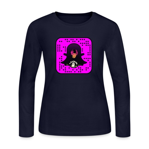 snapcode UZI - Women's Long Sleeve Jersey T-Shirt