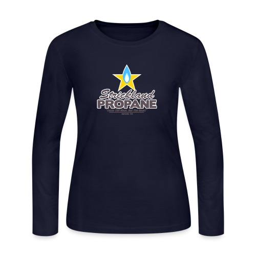 Strickland Propane Mens American Apparel Tee - Women's Long Sleeve Jersey T-Shirt
