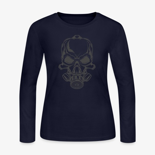 fire 2 - Women's Long Sleeve Jersey T-Shirt