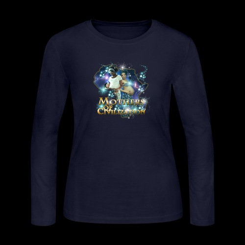 Mothers of Civilization - Women's Long Sleeve Jersey T-Shirt