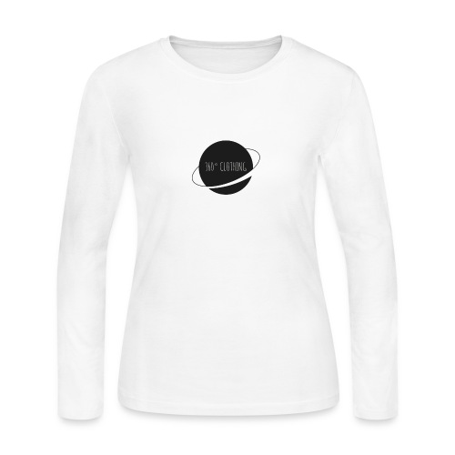 360° Clothing - Women's Long Sleeve Jersey T-Shirt