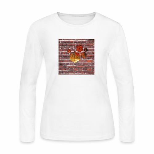 Wallart - Women's Long Sleeve Jersey T-Shirt