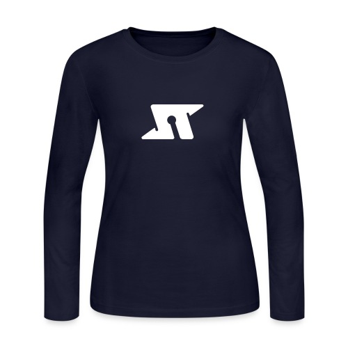 Spaceteam Logo - Women's Long Sleeve Jersey T-Shirt