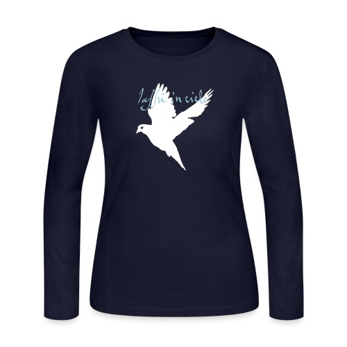 Rigoletto: Gilda – «Lassù in cielo» - Women's Long Sleeve Jersey T-Shirt