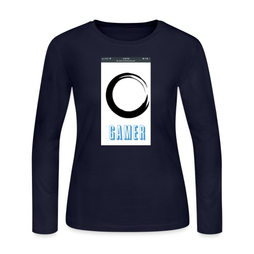 Caedens merch store - Women's Long Sleeve Jersey T-Shirt