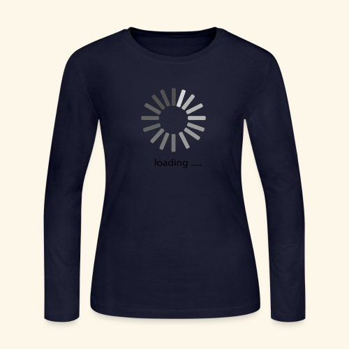 poster 1 loading - Women's Long Sleeve Jersey T-Shirt