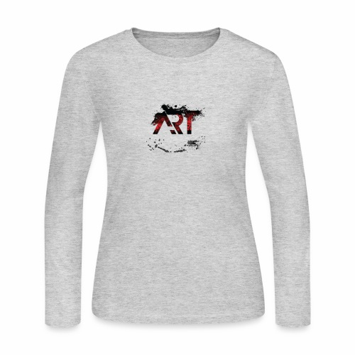 ART - Women's Long Sleeve Jersey T-Shirt
