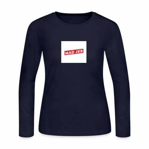 Mad rouge - Women's Long Sleeve Jersey T-Shirt