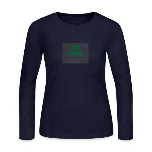DA BEST MERCH - Women's Long Sleeve Jersey T-Shirt