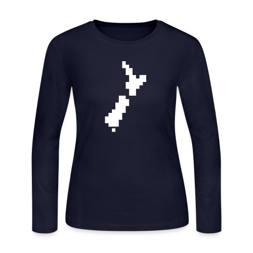 New Zealand P8B - Women's Long Sleeve Jersey T-Shirt