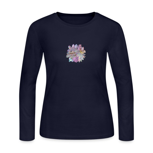 CrystalMerch - Women's Long Sleeve Jersey T-Shirt