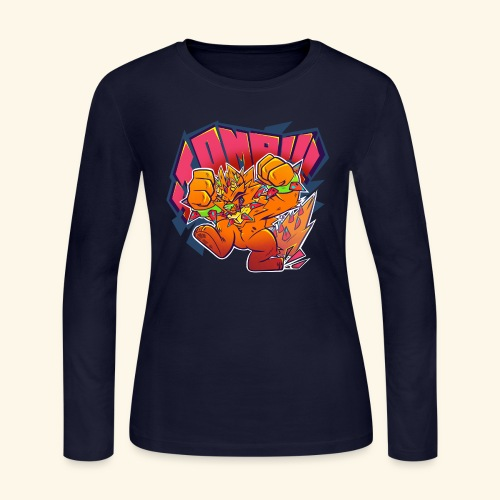- Stomp Stomp Stomp - - Women's Long Sleeve Jersey T-Shirt