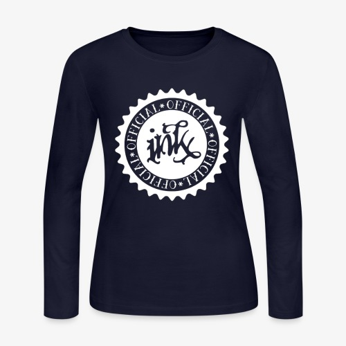 official white - Women's Long Sleeve Jersey T-Shirt