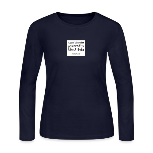 Cool Gamer Quote Apparel - Women's Long Sleeve Jersey T-Shirt