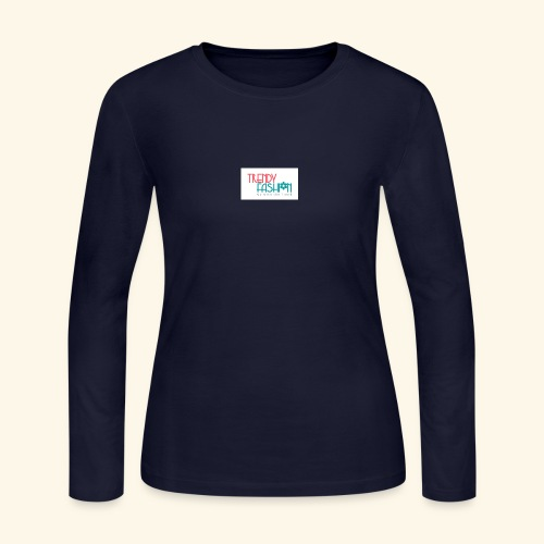 Trendy Fashions Go with The Trend @ Trendyz Shop - Women's Long Sleeve Jersey T-Shirt