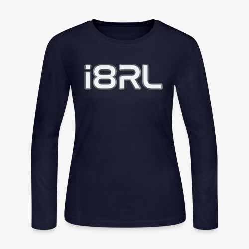 i hate Real Life - Women's Long Sleeve Jersey T-Shirt
