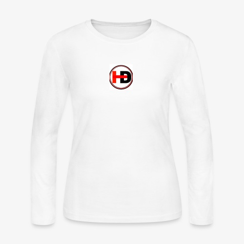 HDGaming - Women's Long Sleeve Jersey T-Shirt