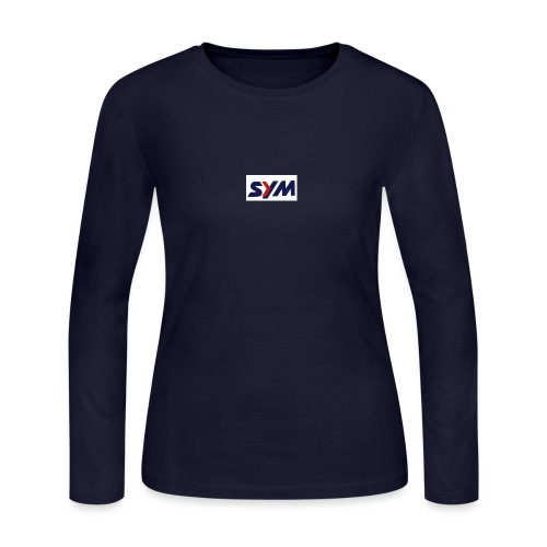 download_-7- - Women's Long Sleeve Jersey T-Shirt