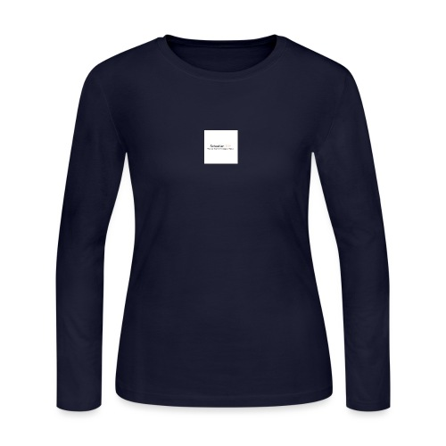 YouTube Channel - Women's Long Sleeve Jersey T-Shirt