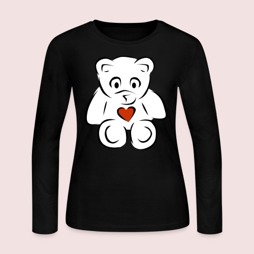 Sweethear - Women's Long Sleeve Jersey T-Shirt