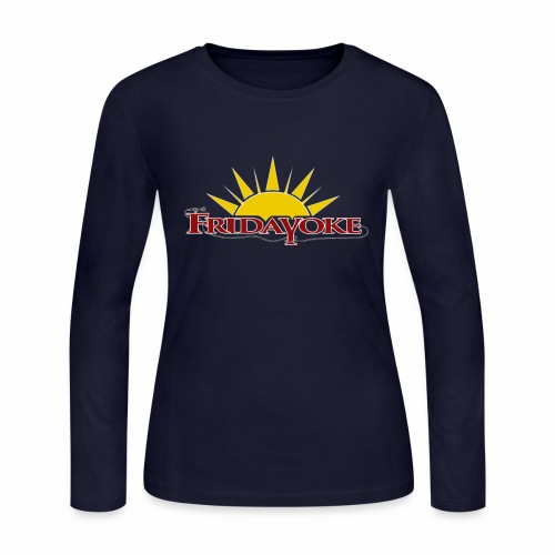 Fridayoke - Women's Long Sleeve Jersey T-Shirt