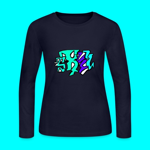 Happy birthday skez03 Limited Edtions - Women's Long Sleeve Jersey T-Shirt