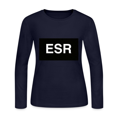 ESR Sweatshirt - Women's Long Sleeve Jersey T-Shirt