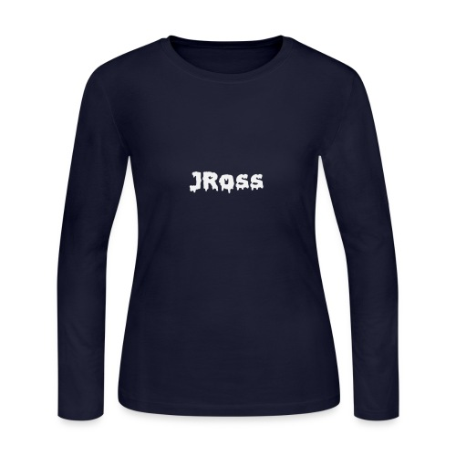 JRoss Brand - Women's Long Sleeve Jersey T-Shirt