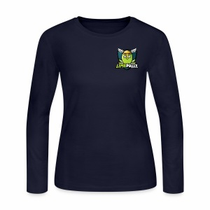 Limepally's Logo - Women's Long Sleeve Jersey T-Shirt